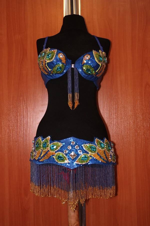 дизайнерский восточный костюм bellydance от ателье Покровских