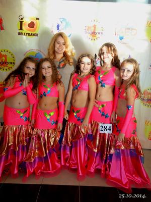 восточный костюм для девочки купить в Одессе