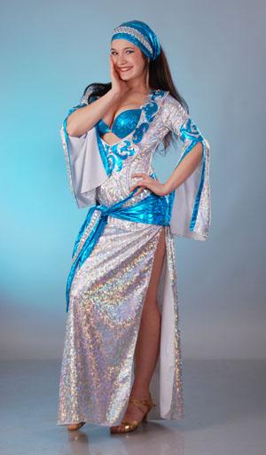 восточные костюмы платье белади саиди