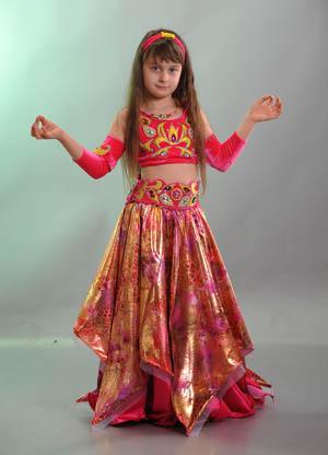восточный костюм для девочки 6лет