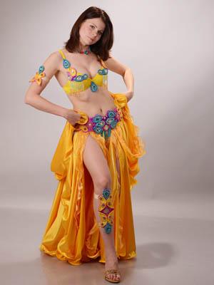 eastern Dance, beledi, Belly dance costumes for dance