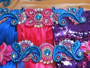 Красивая вышивка наборы