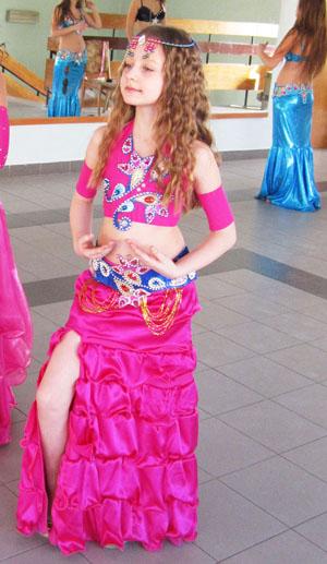 костюм для танца живота для девочки фото