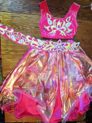 восточный костюм для девочки 9лет