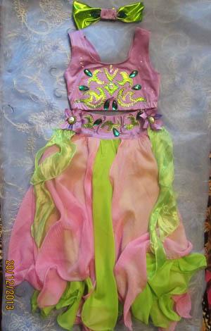 восточный костюм детскийфото
