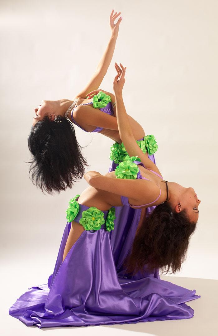 Заказать танец живота, восточное шоу.