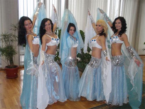 сценические костюмы для танцев