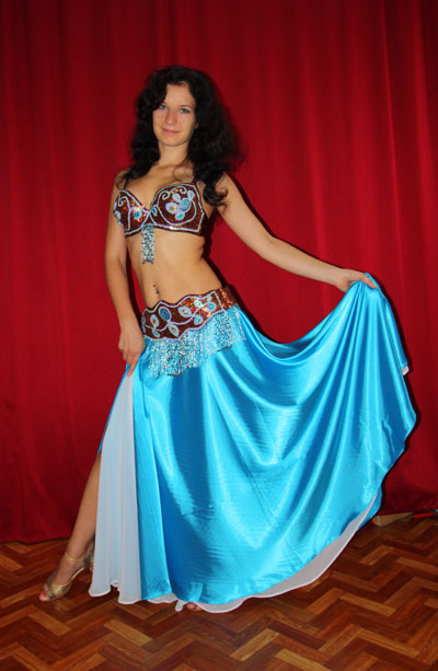 Костюмы для танца живота юбка