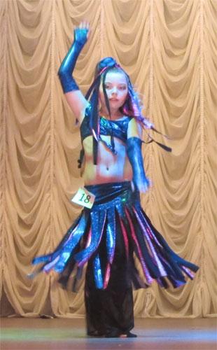 детский восточный костюм ателье Покровских