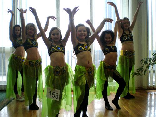 школа восточных танцев