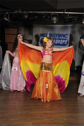 детский восточный костюм для танцев