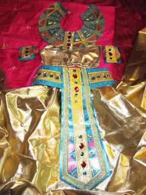 восточный костюм для девочки от Покровских