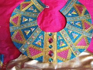 восточный костюм для девочки от интернет ателье Покровских